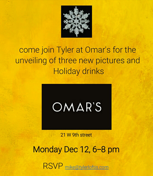 Tyler Loftis at Omar's